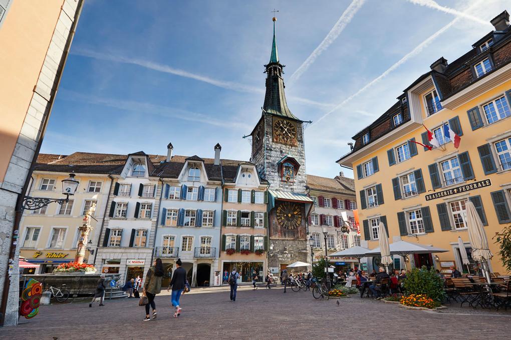 Märetplatz Solothurn