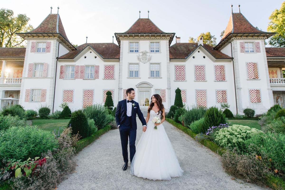 Hochzeit, Schloss Waldegg, Feldbrunnen