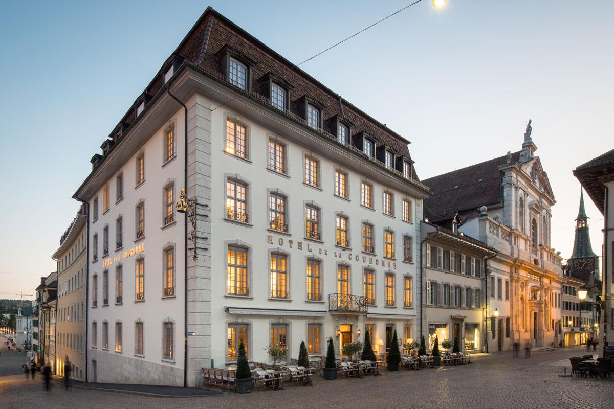 Hotel La Couronne, Solothurn