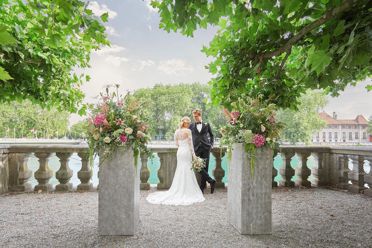 Hochzeit in Solothurn