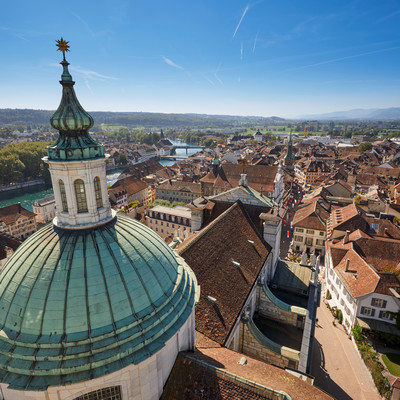 Turm St. Ursen Kathedrale