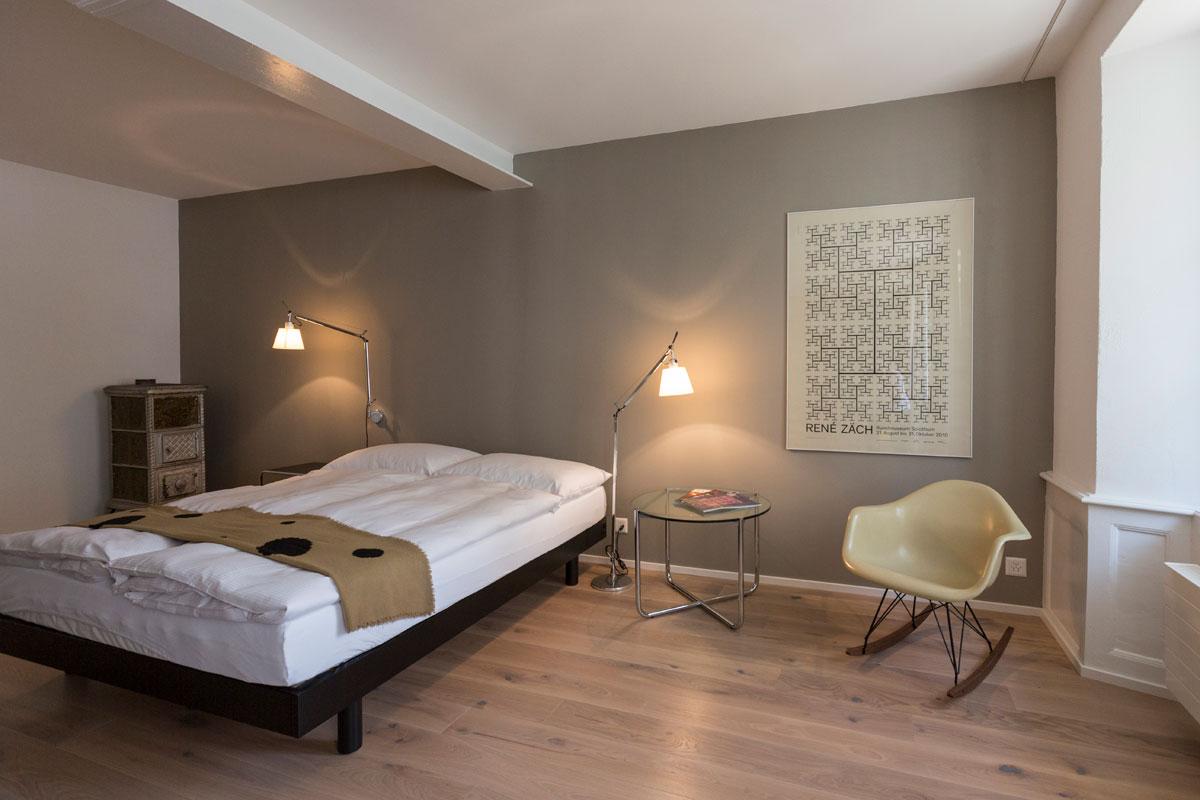 Hotel Baseltor, Hotelzimmer