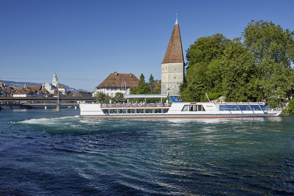 BSG Aare Schifffahrt